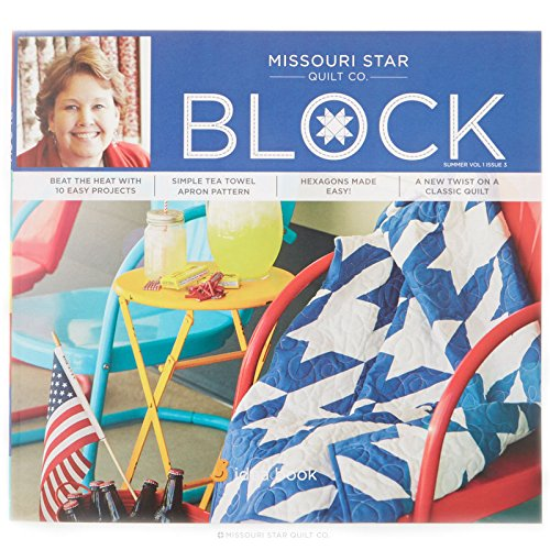 Missouri Star Quilt Co. Block Summer Volume 1 Issue 3