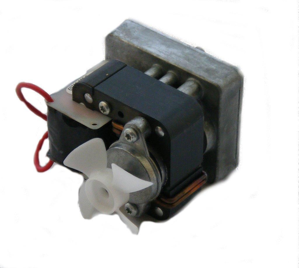 110v 1ph 60Hz Fan Cooled Motor for Abanaki Mighty Mini Belt Oil Skimmer