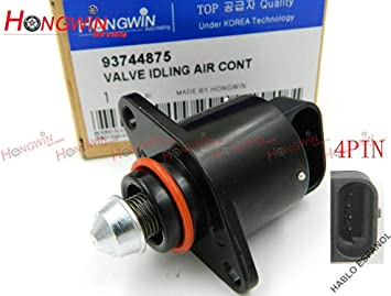 93744875 C2177 Idle Air Control Valve For GM Buick Chevrolet Optra//Lacetti 07-12