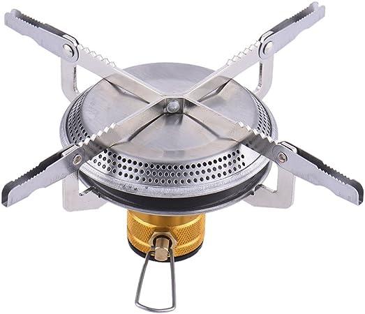 Mini camping gas horno Cocinar Grabadora Outdoor Camping ...