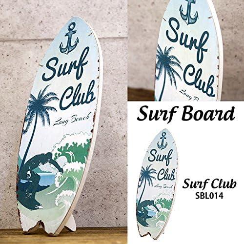 [해외]가 무역 아트 프레임바다 Club W17×D1×H39cm Surf Board 서핑 보드 SBL014 / Akizuki Trade Art FrameSea Club W17×D1×H39cm Surf Board Surf Board SBL014