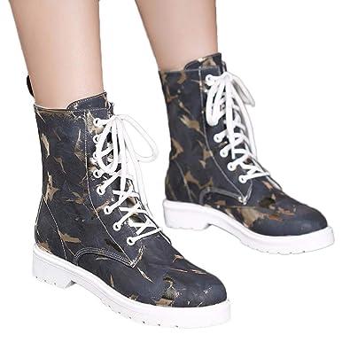 separation shoes c87e8 eba5d Tatis Shoes Hochgeschlossene Freizeitschuhe aus PU-Leder ...