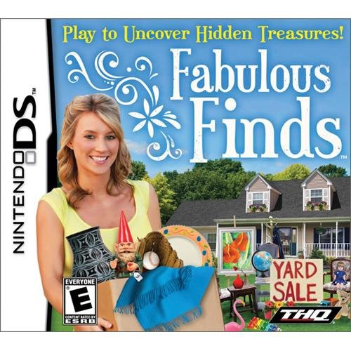 Fabulous Finds Nintendo DS product image