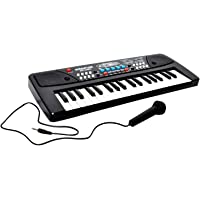 Won 37 Key Piano Keyboard Toy for Kids with USB Cable DC Power Option and Recording Function with Mic- 2019 Latest Model