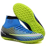 Turf Soccer Cleats Men Superfly 5 CR7 Soccer Shoes Kids Indoor Football Trainers