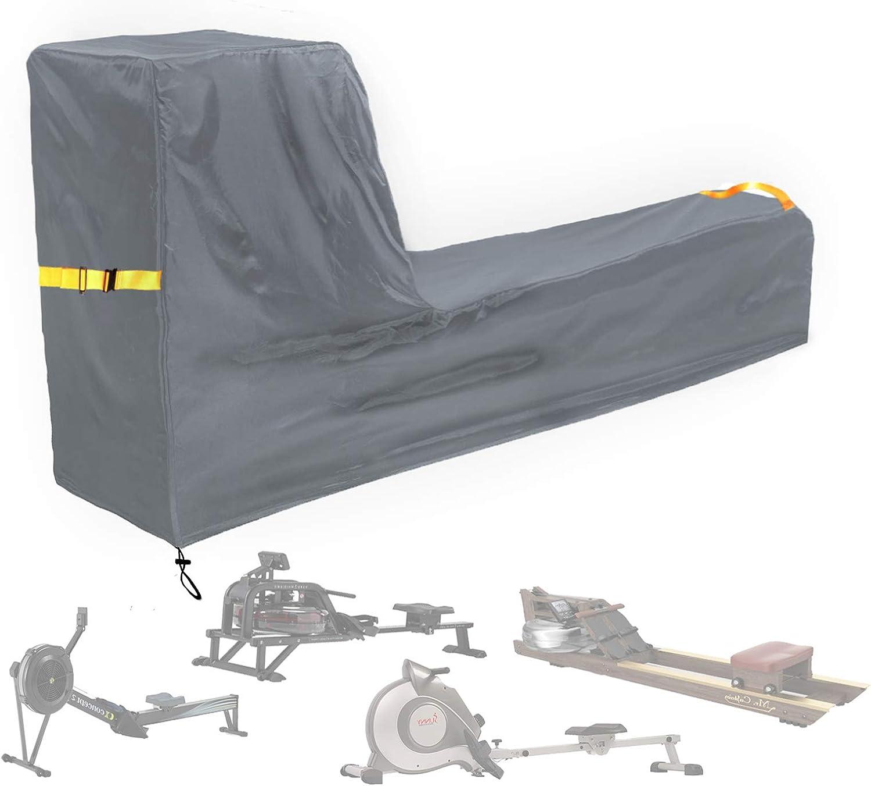 Aaaspark - Funda protectora para máquina de remo (impermeable, resistente al polvo, resistente al agua, tela Oxford resistente y duradera, para ...