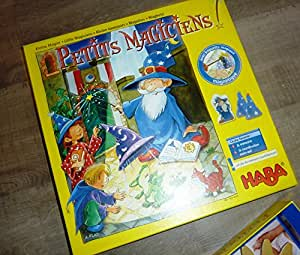 Haba - Kleine Magier / Pequeños Magos