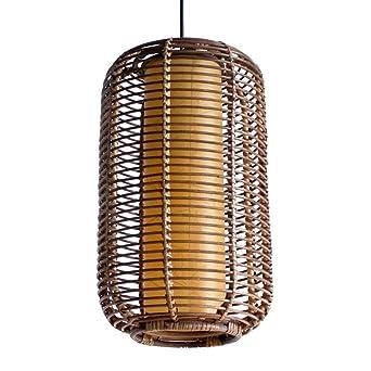 Araña de luces largas, lámpara de caña de la iluminación de ...