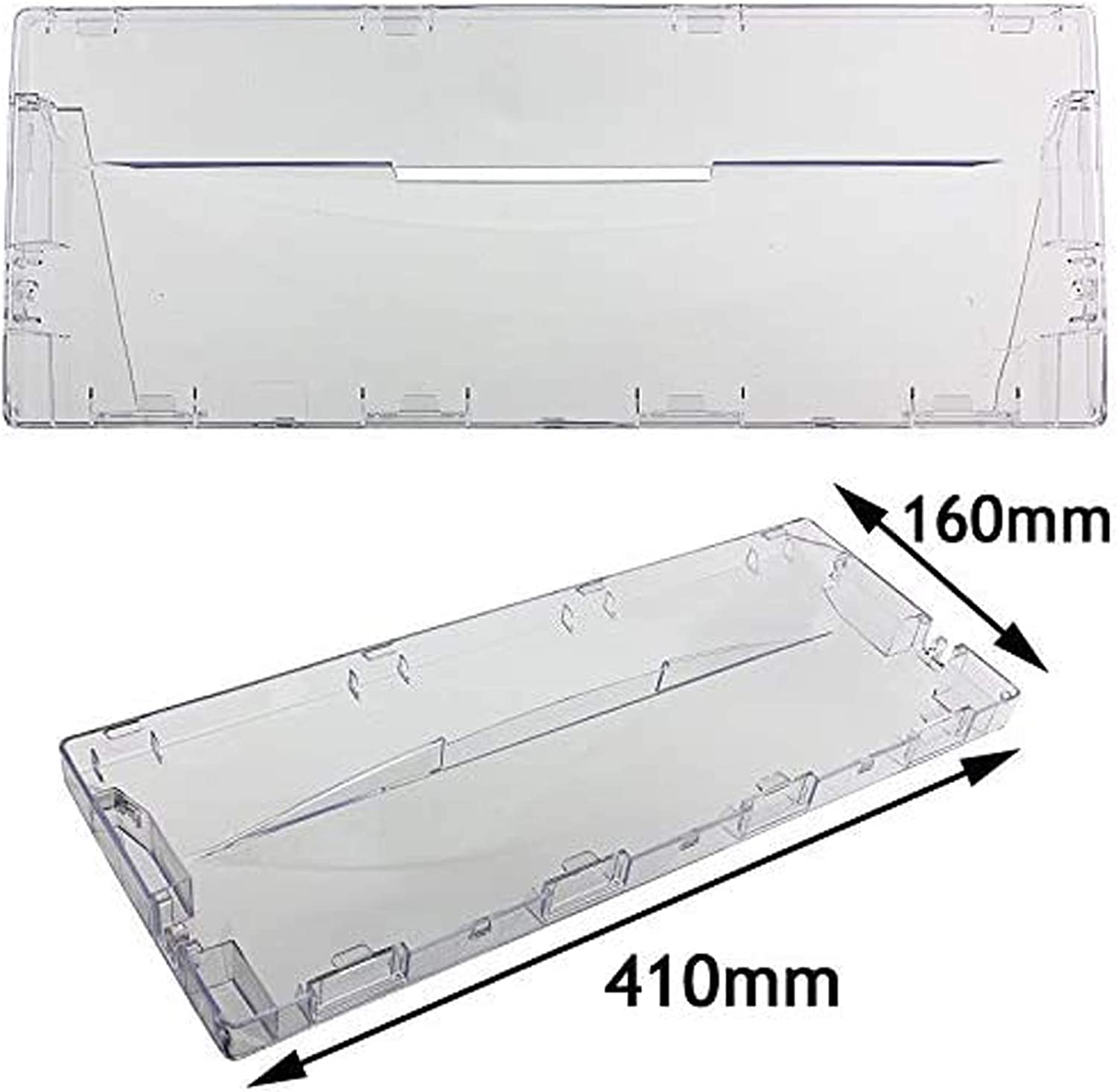 Indesit INCB320AIUK INCB320IUK Fridge Freezer Top SUPER FREEZE Front Flap Hand