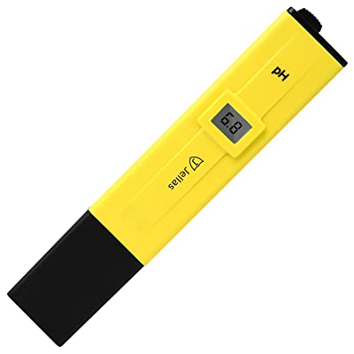 Jellas Pocket Size Digital pH Meter