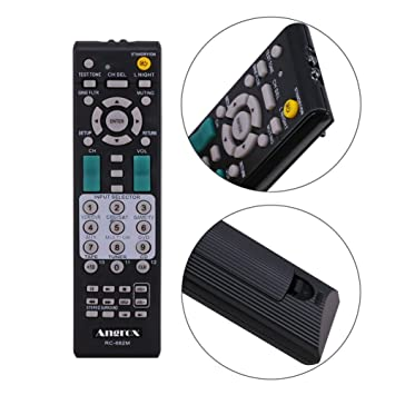 angrox rc 682m replacement universal remote control for onkyo remote rh amazon co uk