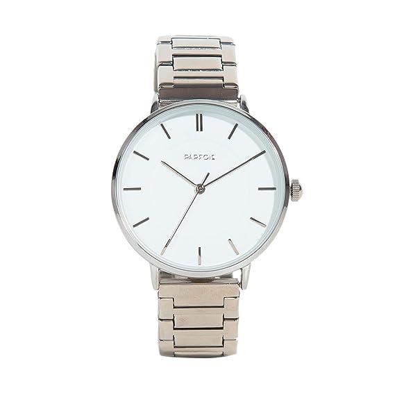 Parfois - Reloj Silver - Mujeres - Tallas Única - Plateado