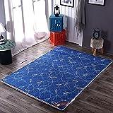 DHWJ Tatami mattresses 10cm,Thickened,Cotton,Mattresses,Mattress mats-E 150x200cm(59x79inch)
