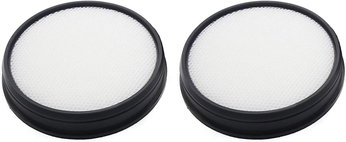 Green Label 2 Pack Replacement Primary Washable Filter 303903001 for Hoover WindTunnel Air Bagless Upright Cleaners