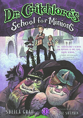 Download Dr. Critchlore's School For Minions (Turtleback School & Library Binding Edition) PDF
