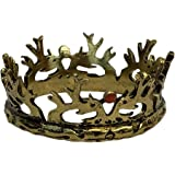 Amazon Com Factory Entertainment Game Of Thrones The Crown Of Cersei Lannister Limited Edition Prop Replica Toys Games