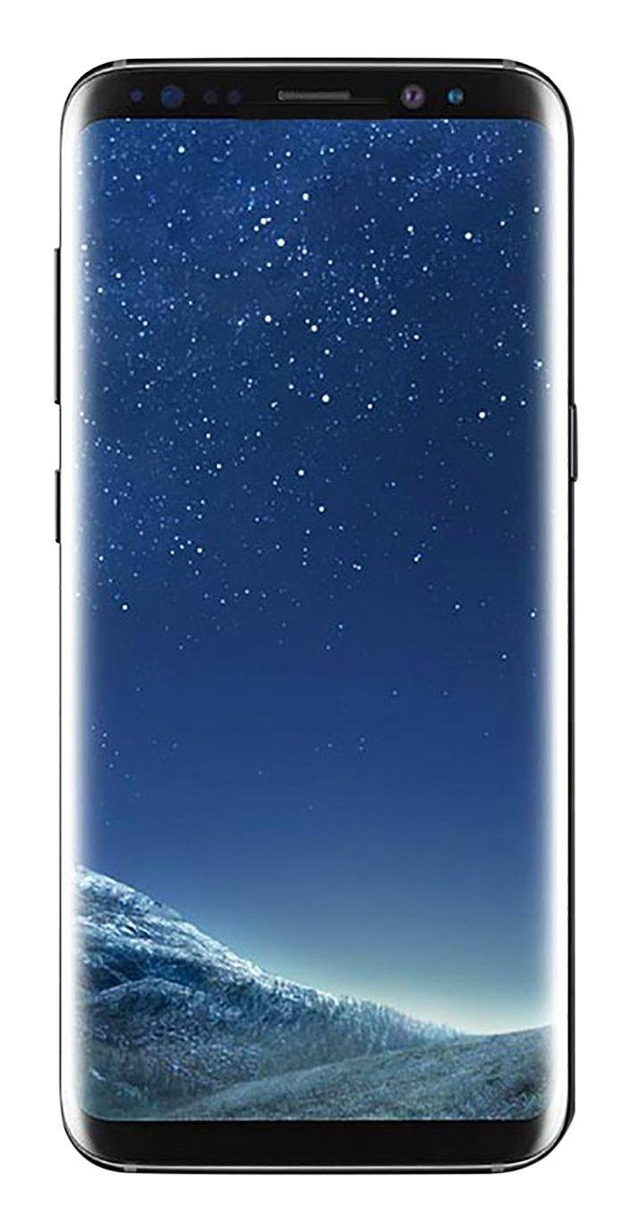 Samsung Galaxy S8 64GB Unlocked Phone - International Version (Midnight Black)