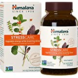 Himalaya StressCare with Ashwagandha & Gotukola for Natural Stress Relief, 240 Capsules, 2 Month Supply