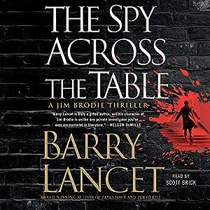 The Spy Across the Table Audiobook