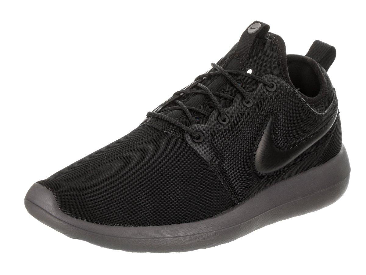 NIKE Men's Roshe Two Running Shoe B0765VQ9S5 8.5 D(M) US|Black/Black/Dark Grey