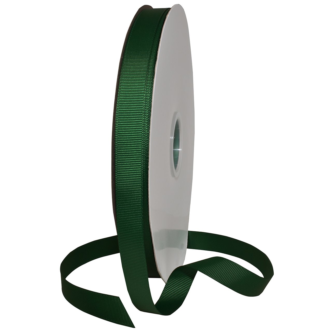 Morex Ribbon 06616/00-587 グログラン生地リボン、5/8インチ/16mm/100ヤード、フォレストグリーン   B075NLFXLV