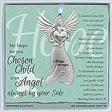 Always an Angel Adoption Chosen Child Keepsake Gift / Ornament