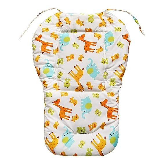 fllyingu El cochecito de bebé de algodón accesorios del amortiguador para el bebé arnés silla alta para asiento de coche de bebé Cochecito Cochecito ...