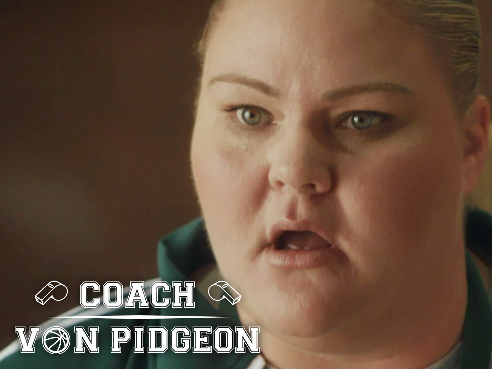 Coach Von Pidgeon on Amazon Prime Video UK