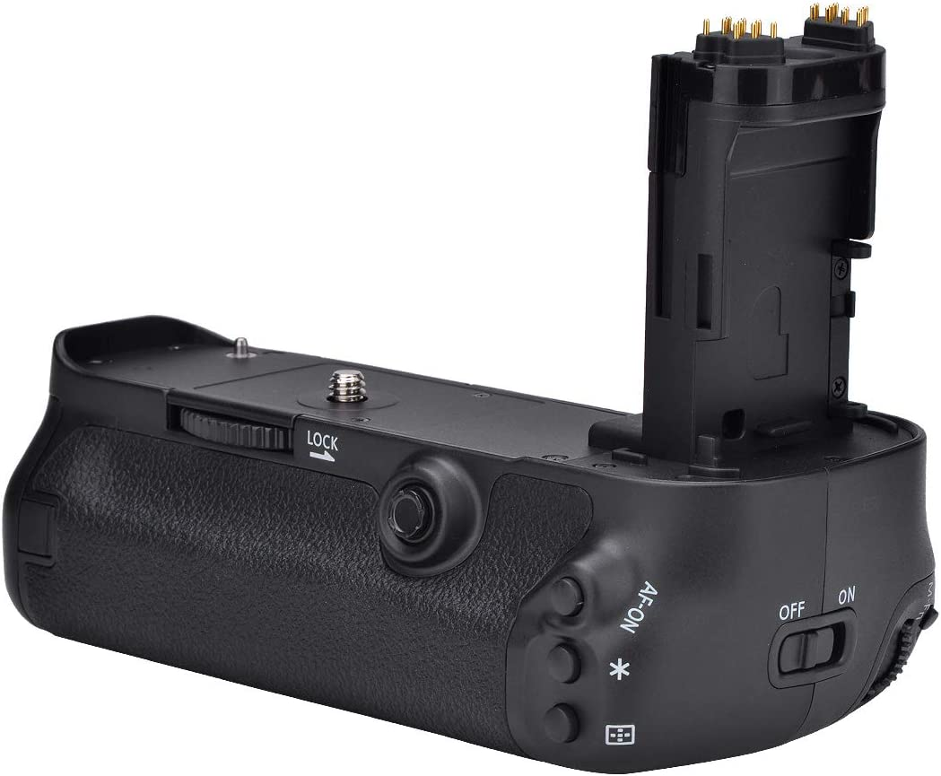 Newmowa BG-E11 Replacement Vertical Battery Grip for Canon EOS 5D Mark III EOS 5DS EOS 5DS R Digital SLR Camera