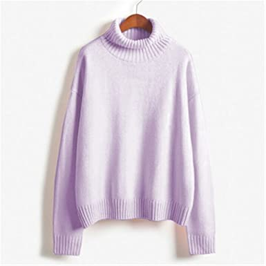 cb455413c5 Amazon.com  KennsGations Winter Vintage Women Sweater Long Sleeve ...