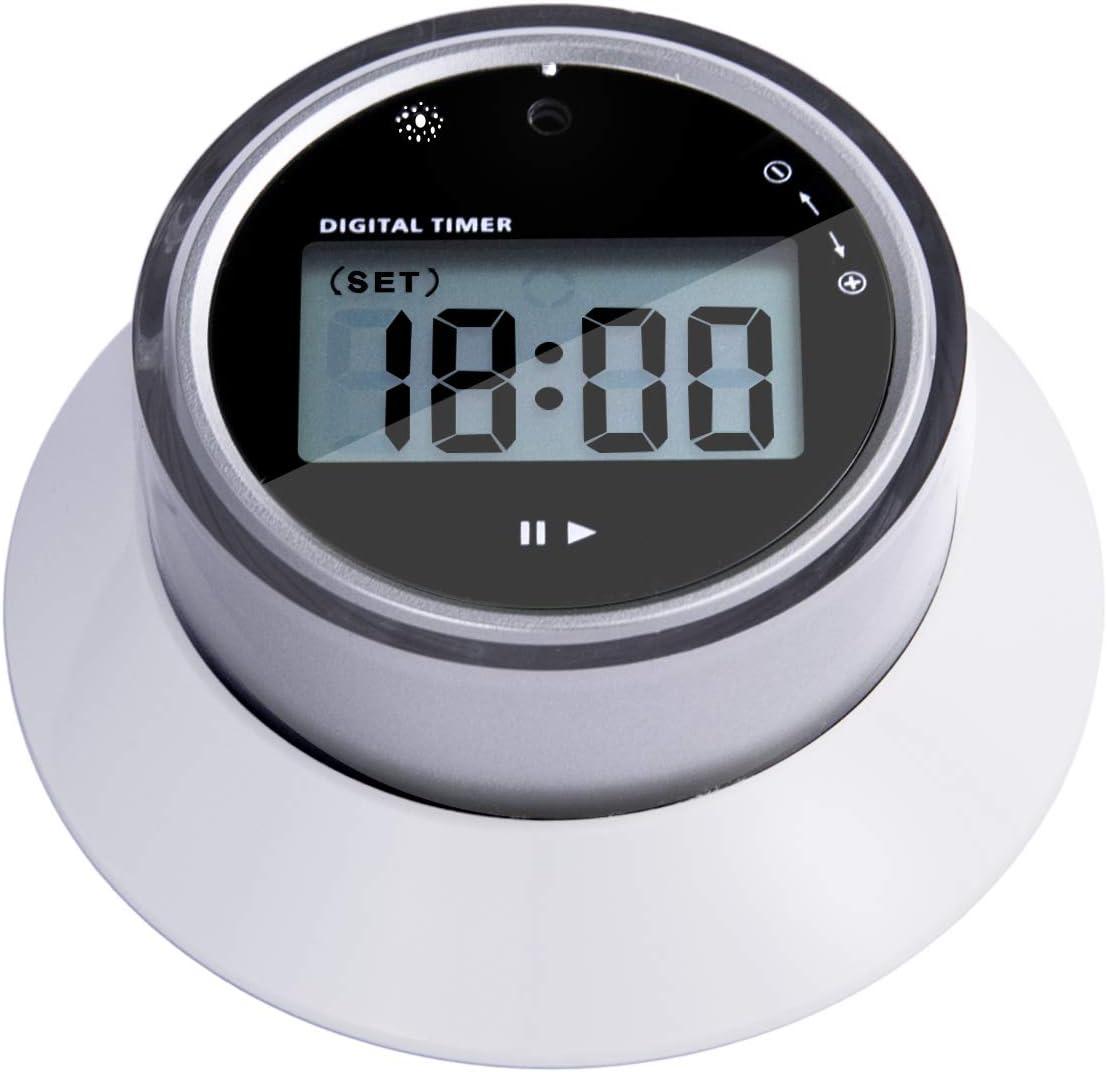 Hobby Koch 11609 VIOLETT Digitaler Timer Eieruhr Zeitmesser bis 99min für Küche