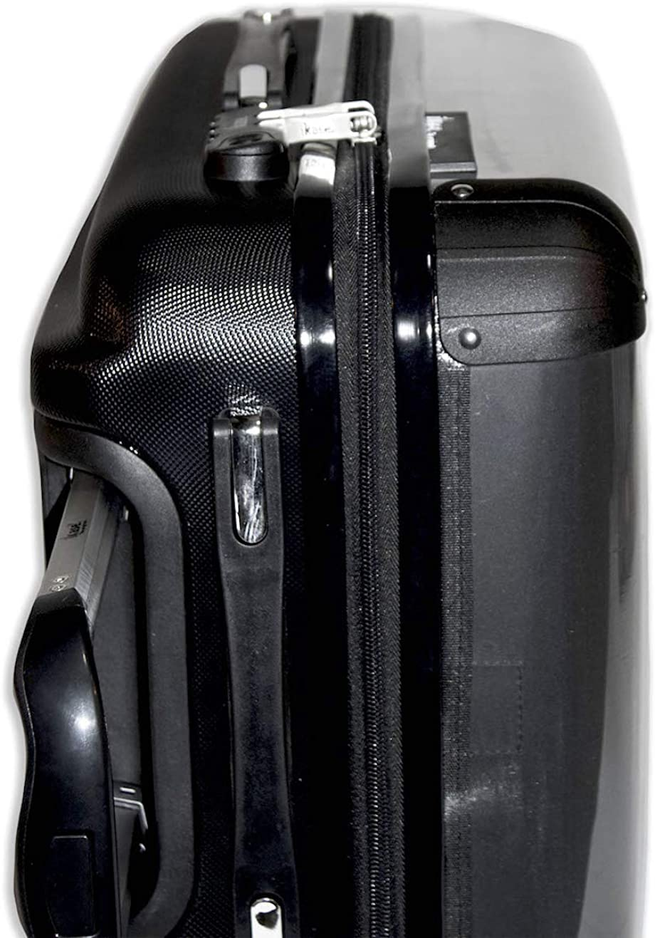 Ikase Hardside Spinner Luggage Morninghas Broken