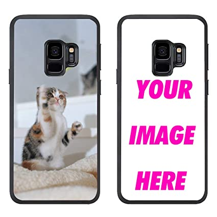 Customized Phone Case for Samsung Galaxy S9 Plus,Personalized Phone Case,Make Your Own Phone Case (for Samsung Galaxy S9 Plus)