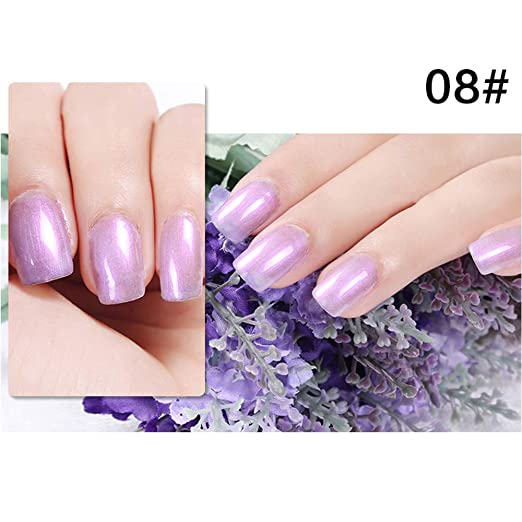 Amazon.com : Clearance Sale! Shell Gel Nail Polish for Girls, Iuhan Womens 8ML Shell Gel Nail Polish Matt Top Coat UV LED Gel Polish Semi Permanent Varnish ...