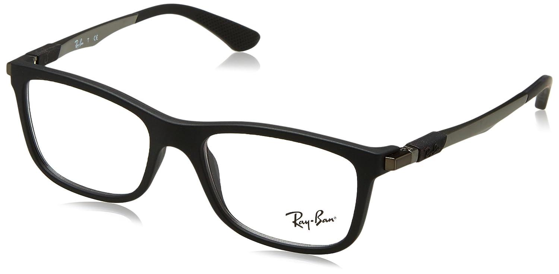 Ray-Ban Gestell 1549 363348 (48 mm) schwarz HwdwDVYLX