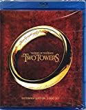 The Lord Of The Rings Two Towers Exclusive Complete Extended Edition 2-Disc Set Blu-ray DVD (2012)