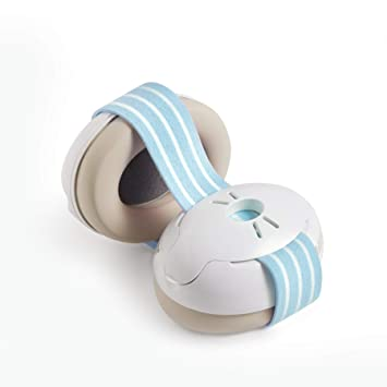 Alpine Baby Muffy Bouchon d'oreille pour enfant – pour enafant et tout petits jusqu'à 36 mois Protection auditive enfant Améliore le sommeil