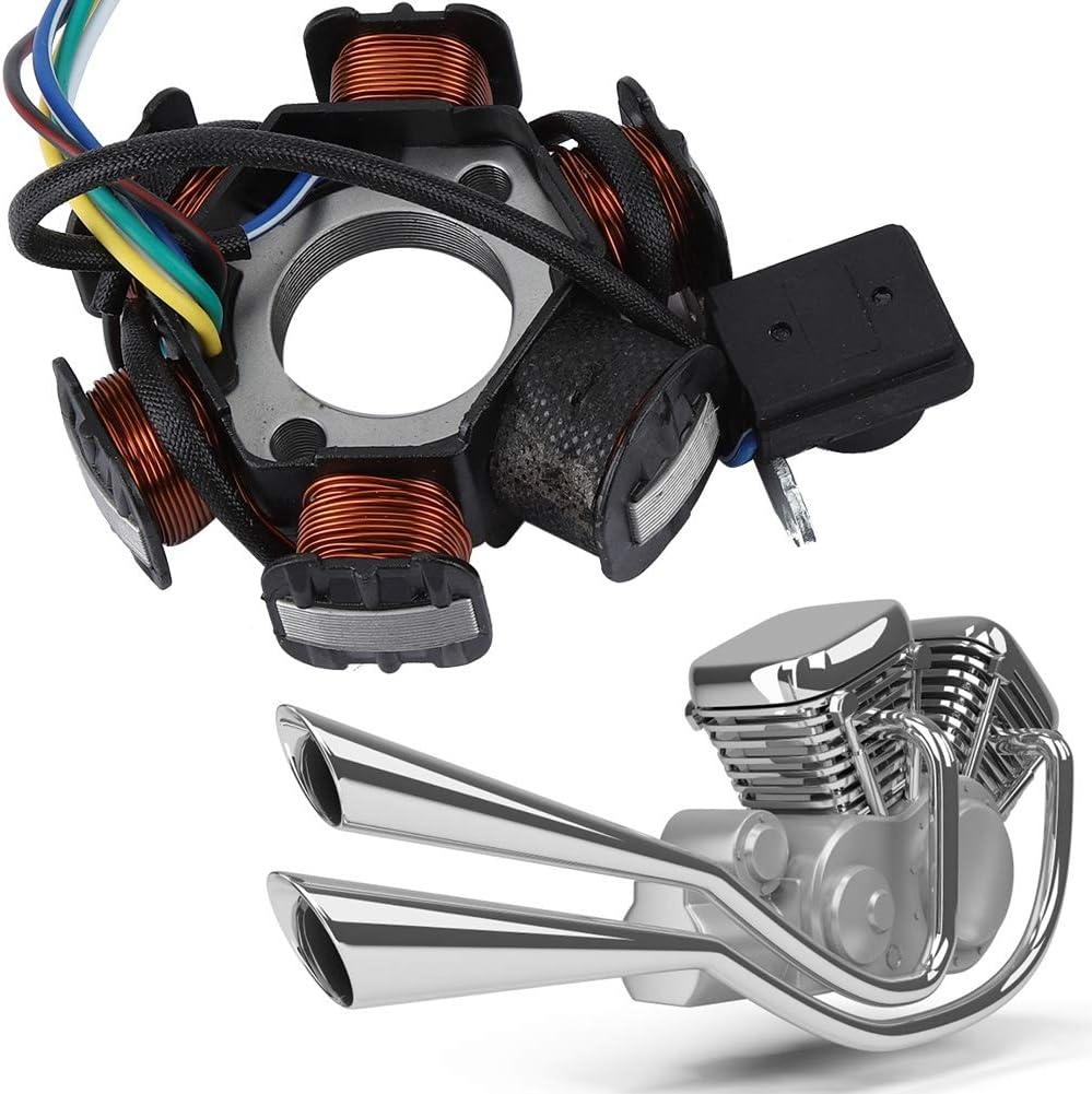 Cablaggio Elettrico Completo CDI per Accensione a Bobina per GY6 125 cc 150 cc ATV