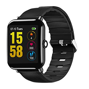 Beimaji Trade Bluetooth 4.0 Montre Intelligente Montre Connectée Sport Fitness Tracker dActivité 1,