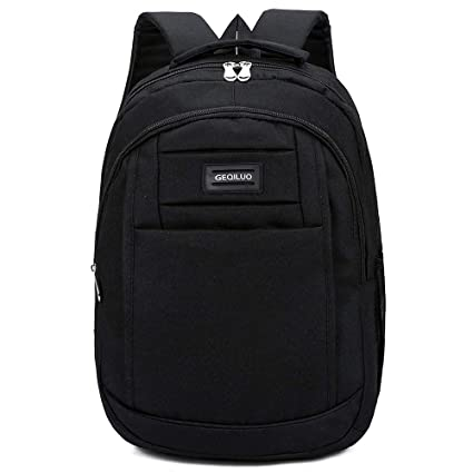 Unisex Nylon School Backpack for Girls Boys, Hiking Backpack, Cool Sports Backpack Laptop Bag