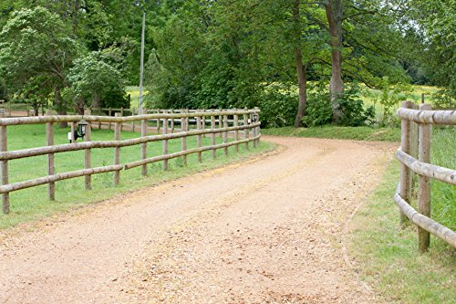 (Home Comforts LAMINATED POSTER Split Rail Fencing Nature Poster Print 24x)