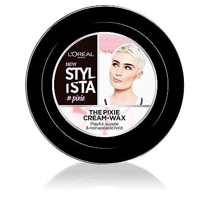 L Oréal Paris Stylista Pixie Cera Per Capelli Corti In Crema