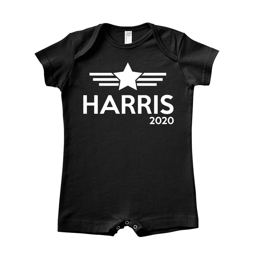 Mashed Clothing Harris 2020 Presidential Election 2020 Baby Romper