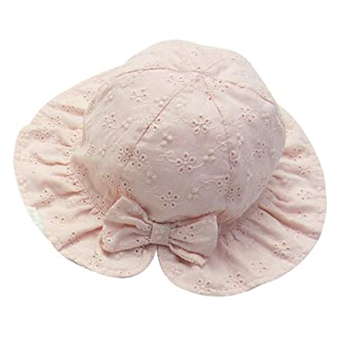 7af93107b Amazon.com: Infant Bucket Hats Newborn Baby Kids Cute Sun Hat ...