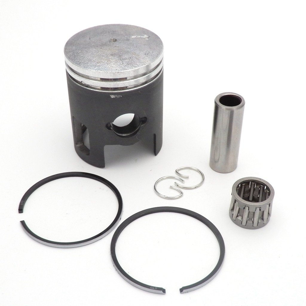 YunShuo 50cc Piston Ring Set 40mm w/12mm Pin for Jog Minarelli Scooter Moped