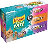 Purina Friskies Classic Pate Variety Pack Cat Food - (24) 4.12 lb. Box