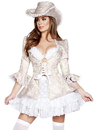 amazoncom marie antoinette queen of the wild west halloween costume clothing