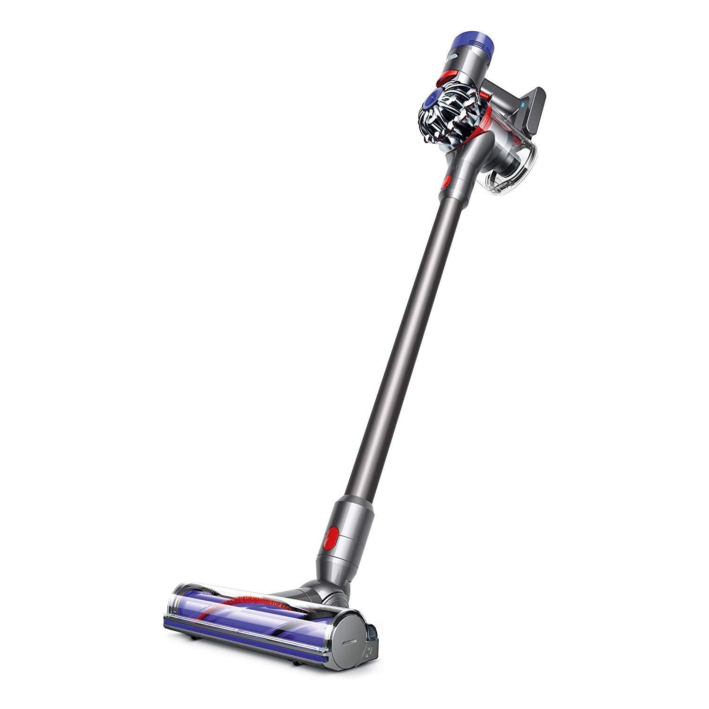 Dyson V7 Animal Cordless HEPA Stick Vacuum Cleaner with Bonus Tools, Iron (Renewed) by Dyson