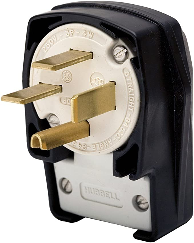 Hubbell 8450A Receptacle 50 Amp 3ph 250-volt 3p 4w