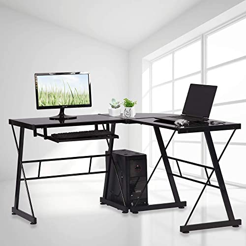 Computer Desk Gaming Desk L Shaped Desk